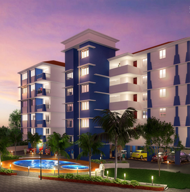 apartments in panjim goa